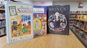 saints library