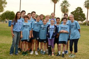 2014 CrossCountry team