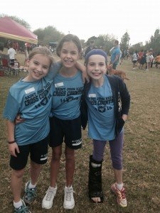 5th grade girls cross country